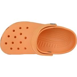 Crocs Crocband Clog K Jr 204536-801 portocale 2