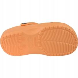 Crocs Crocband Clog K Jr 204536-801 portocale 3