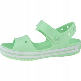 Crocs Crocband Jr 12856-3TI verde 1