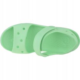 Crocs Crocband Jr 12856-3TI verde 2