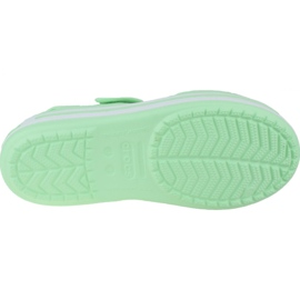Crocs Crocband Jr 12856-3TI verde 3