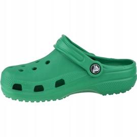 Crocs Crocband Clog K Jr 204536-3TJ verde 1