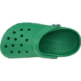 Crocs Crocband Clog K Jr 204536-3TJ verde 2