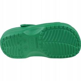 Crocs Crocband Clog K Jr 204536-3TJ verde 3