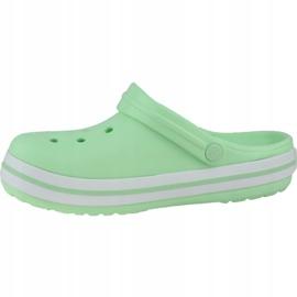 Crocs Crocband Clog K Jr 204537-3TI verde 1