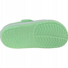 Crocs Crocband Clog K Jr 204537-3TI verde 3