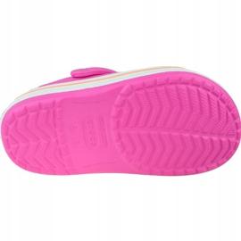 Crocs Crocband Clog K Jr 204537-6QZ roz gri 4