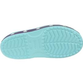 Sandală Crocs Fun Lab Unicorn Charm K 206366-4O9 albastru 3