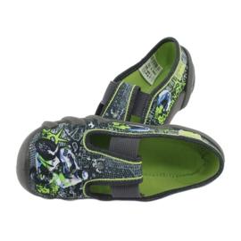 Încălțăminte pentru copii Befado 290X182 gri multicolor verde 5