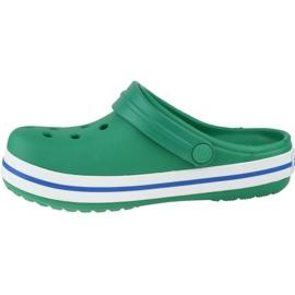 Crocs Crocband Clog K Jr 204537-3TV gri verde 1