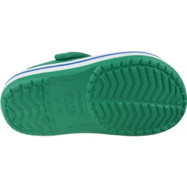 Crocs Crocband Clog K Jr 204537-3TV gri verde 3