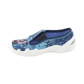 Încălțăminte pentru copii Befado 290X181 albastru multicolor 2