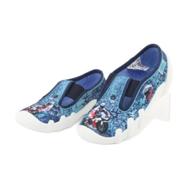 Încălțăminte pentru copii Befado 290X181 albastru multicolor 3