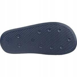 Adidas Adilette Lite Slides J FU9178 negru albastru marin 3