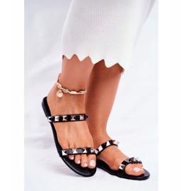 SEA Pantofi negri pentru femei Merrados negru 1