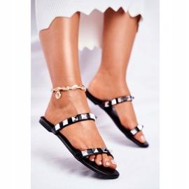 SEA Pantofi negri pentru femei Merrados negru 4