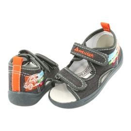 American Club Sandale americane pantofi pentru copii talpă TEN46 3