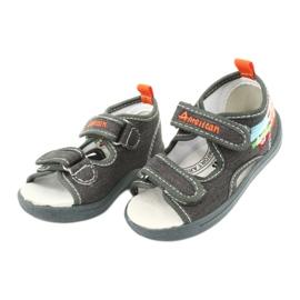 American Club Sandale americane pantofi pentru copii talpă TEN46 2