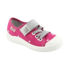 Încălțăminte pentru copii Befado 251X106 roz gri 1