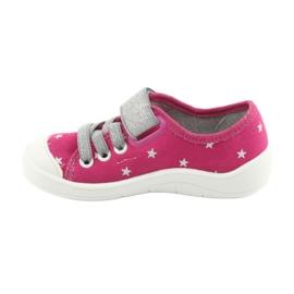 Încălțăminte pentru copii Befado 251X106 roz gri 2