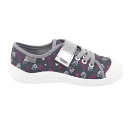 Încălțăminte pentru copii Befado 251X138 roz gri multicolor 6