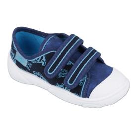 Încălțăminte pentru copii Befado 907P102 albastru albastru marin 1
