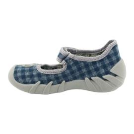 Încălțăminte pentru copii Befado 109P188 albastru gri 2