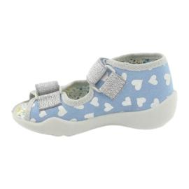 Încălțăminte pentru copii Befado 242P101 albastru gri 2