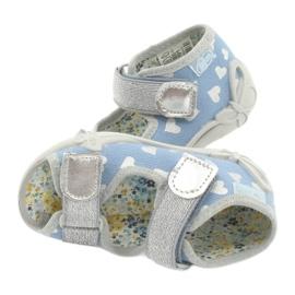 Încălțăminte pentru copii Befado 242P101 albastru gri 5