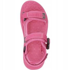 Sandale fete 4F fuchsia HJL20 JSAD002 55S roz 1