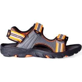 Sandale pentru băiat 4F multicolor HJL20 JSAM003 90S gri 1