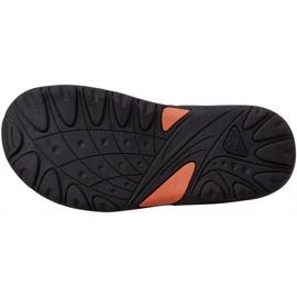 Kappa Pure T încălțăminte sandale pentru copii verzi și portocalii 260594T 3144 verde 3