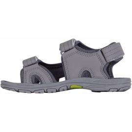 Kappa Early Ii K încălțăminte Sandale pentru copii gri-lime 260373K 1633 2