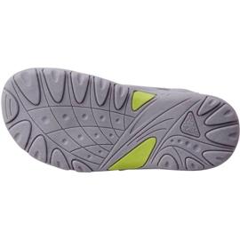 Kappa Early Ii K încălțăminte Sandale pentru copii gri-lime 260373K 1633 3