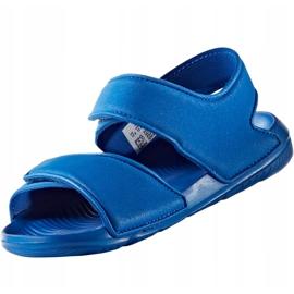 Sandale pentru copii Adidas Alta Swim C BA9289 albastru 2