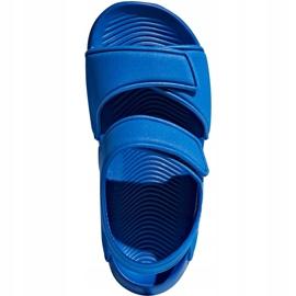 Sandale pentru copii Adidas Alta Swim C BA9289 albastru 1