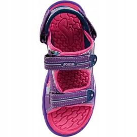 Sandale pentru fete Joma Ocean 719 violet 1