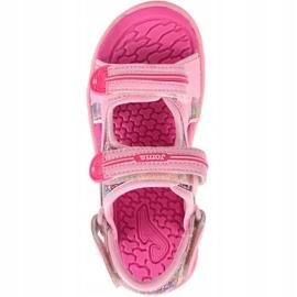Sandale pentru fată Joma Ocean 713 roz 1