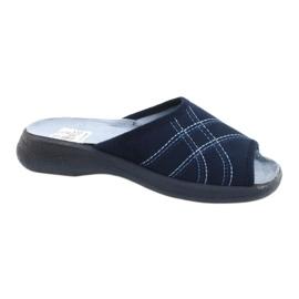 Befado pantofi pentru femei pu 442D147 albastru 1