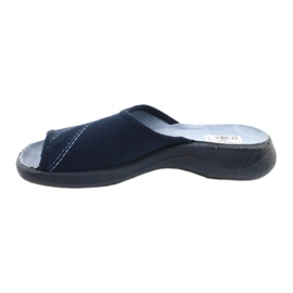 Befado pantofi pentru femei pu 442D147 albastru 2