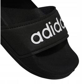 Sandale negre Adidas Adilette Sandal K pentru copii G26879 negru 3