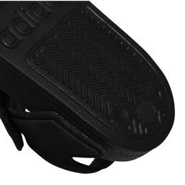 Sandale negre Adidas Adilette Sandal K pentru copii G26879 negru 5