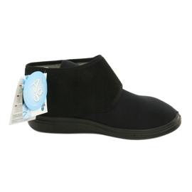 Pantofi de damă Befado pu 522D002 negru 5