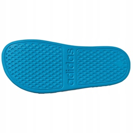 Papuci Adidas adilette Aqua K FY8071 negru albastru 4