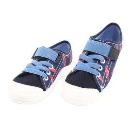 Încălțăminte pentru copii Befado 251X160 roșu bleumarin albastru 3