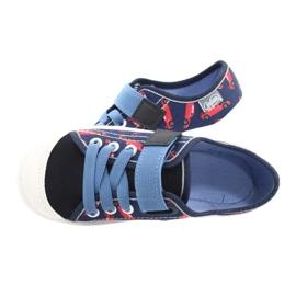 Încălțăminte pentru copii Befado 251X160 roșu bleumarin albastru 5