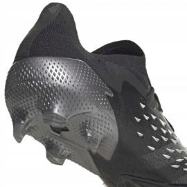 Ghete de fotbal Adidas Predator Freak.1 L Fg FY1028 negru negru 7