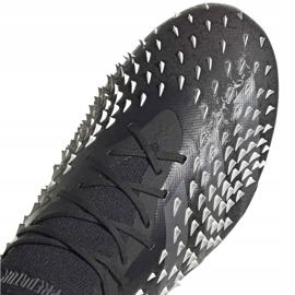Ghete de fotbal Adidas Predator Freak.1 L Fg FY1028 negru negru 6