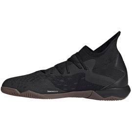 Ghete de fotbal Adidas Predator Freak.3 În FY1032 negru negru 1