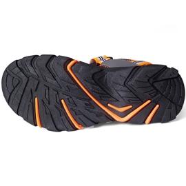 Sandale pentru băiat 4F multicolor HJL20 JSAM003 90S gri 3